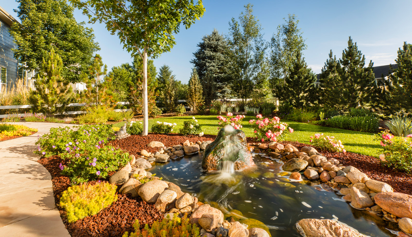 Water Features (Waterfalls, Ponds, & Fountains) for Fort Collins ...