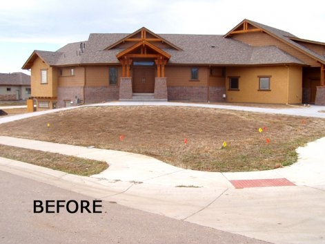 Code Residence - Fort Collins, Colorado - Before 01