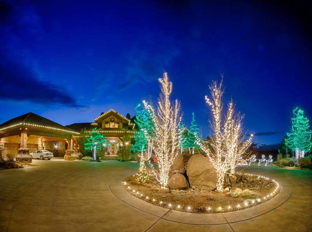 custom christmas lights
