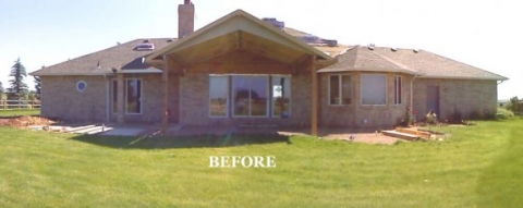 Crawford Residence - Greeley, Colorado - Before