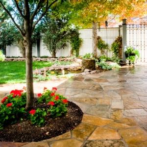 Landscape & Sprinkler Installation