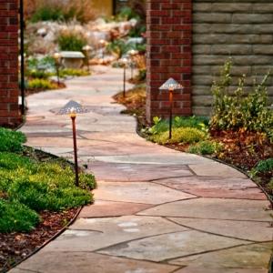 Landscape & Sprinkler Design