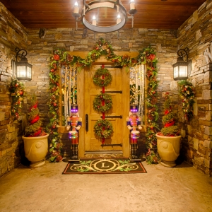 Custom Christmas Lighting and Decor